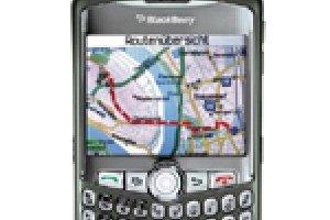 Rim dévoile le Blackberry 8310 et son GPS intégré
