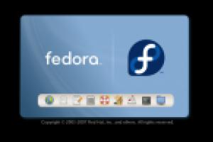 Fedora 8 s'attache à « l'expérience utilisateur »