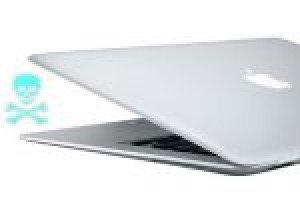 Deux minutes pour pirater un MacBook Air