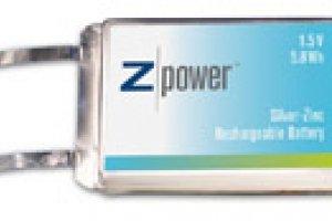 Des batteries argent-zinc pour prolonger l'autonomie des portables