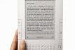 L'ebook d'Amazon, le Kindle, arrive en France