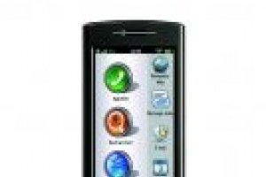 Nuvifone G60, un mobile GPS original et prometteur