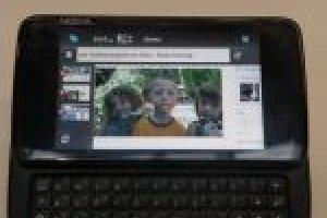 Firefox mobile en bêta pour le Nokia N900