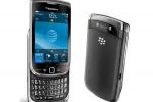 Torch 9800 : 1er smartphone RIM sous Blackberry 6
