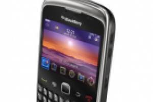 Le Curve adopte la 3G et BlackBerry OS 6