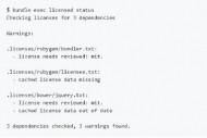 Un outil GitHub pour contrer les violations de licence de logiciel open source