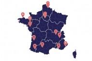 L'Arcep dresse une carte des expérimentations 5G en France
