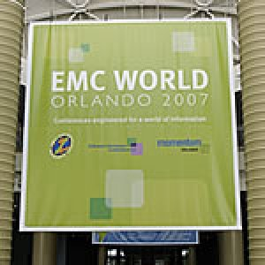 EMC World 2007 : EMC mise sur la consolidation