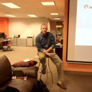 Scott Dietzen, CEO de Pure Storage et ancien CEO de Zimbra