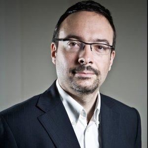 Stefane Fermigier, président du groupe thématique Logiciel Libre du Pôle Systematic Paris-Région
