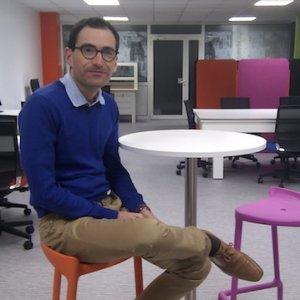 Loïc Richer, directeur du Développement Numérique à la CCI du Mans et de la Sarthe