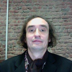 Laurent Tricart, chargé de la coordination de l'Imaginarium  à la Plaine Images