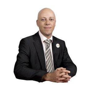 Jean-Louis Baffier, vice-président EMEA sales engineering chez Salesforce.com