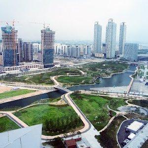 La ville nouvelle de Songdo a été pensée dés le départ comme une smart city