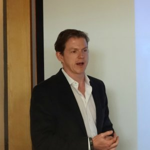 Ross Mason, fondateur et vice-président en charge de la stratégie produit chez MuleSoft.