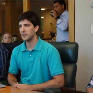 Dave Rosenthal, CEO et co-fondateur de FoundationDB, se positionne sans complexe face aux solutions d'Oracle. (crédit : LMI)