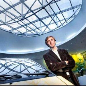 Patrick Hoffstetter, directeur digital chez Renault, est qualit� d'expert leader en interne.
