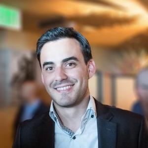 Adrien Gendre, le directeur de Vade Retro aux Etats-Unis, est installé dans une pépinière à SF.