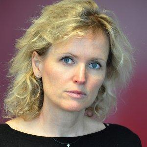 Martina-Weimert, directrice associée senior services financiers chez Capgemi.