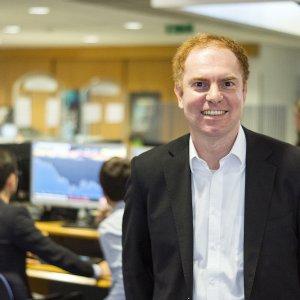 Cyril Grunspan est responsable du département Ingénierie Financière de l'ESILV (Ecole supérieure d'ingénieurs Léonard de Vinci).