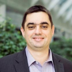 Jérôme Da Rugna, directeur adjoint de l'ESILV (Ecole Supérieure d'Ingénieurs Léonard de Vinci)