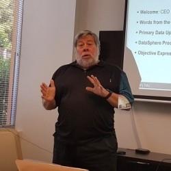 Steve Wozniak, conseiller scientifique chez Primary Data à Sunnyvale, pour soutenir de son aura la solution Datasphere.
