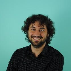 Dario Spagnolo, président et cofondateur de l'école O'clock qui dispense des formations dans le développement sur des cursus courts de cinq mois.