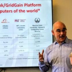 La Sberbank est aujourd'hui le plus gros client de GridGain avec un cluster fort de 2 000 noeuds, nous a indiqué le CEO de GridGain, Abe Kleinfeld. (Crédit Philippe Nicolas)