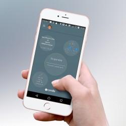 Le smartphone, futur cerveau des communications unifiées.  (Crédit D.R.)
