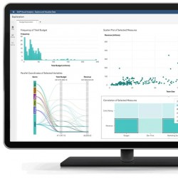 SAS Visual Analytics, plus qu'un outil de dataviz