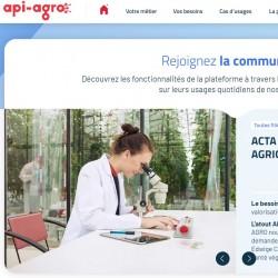 API-AGRO fait le choix de la souveraineté avec Outscale