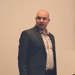 CEO et cofondateur de WekaIO, Liran Zvibel a un pied en Isra�l et l'autre aux Etats-Unis. (Cr�dit S.L.)