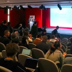 : Le premier RDV du consortium Scikit-learn en mai dernier.