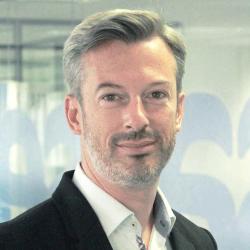 Benoit Huard est PDG et co-fondateur de Sayse