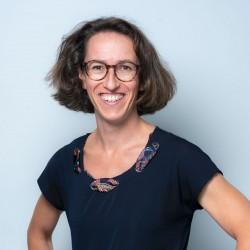 Juliette Baudry, directrice environnement de travail du groupe La Poste