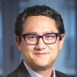 Olivier Nguyen Van Tan, vice-pr�sident marketing chez Salesforce France