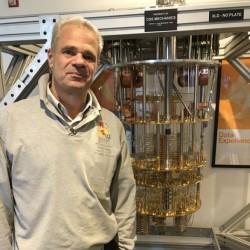 Olivier Hess, expert quantique chez IBM