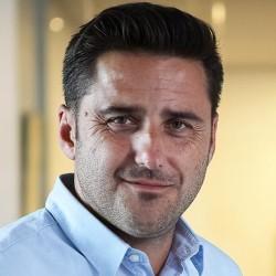 Bertrand Pourcelot, directeur général de Enreach for Service Providers