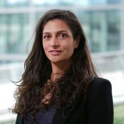Nadine Yahchouchi, directrice de l'entité M365 chez Microsoft