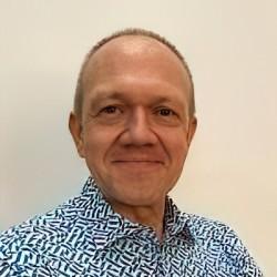 Rémy Giraud, responsable du département Infrastructure du SI chez Météo France.