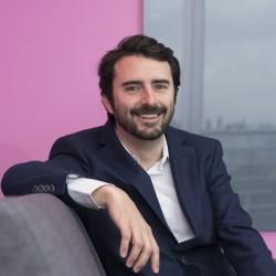Thibaut Champey, directeur général de Dropbox en France. (Crédit Dropbox)