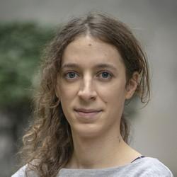 Responsables des outils numériques de la France Insoumise, Jill Maud Royer se présente aux élections régionales aux côtés de Clémentine Autain, en lice pour la région Île-de-France. (Crédit : Maxime Viancin)
