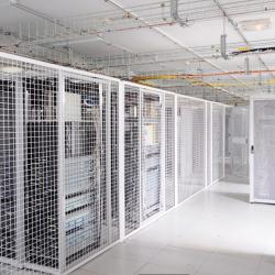 Une salle IT au coeur du datacenter d'Ikoula. (Cr�dit Ikoula)