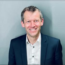 Pierre Amann, le directeur de Bouygues Telecom Entreprises OnCloud. (Cr�dit BTE)