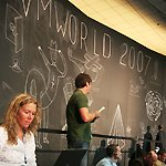 VMWorld 2007 : la virtualisation consacr�e