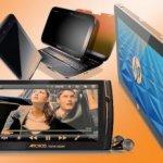 Tablettes Internet : Apr�s le succ�s de l'iPAd, les offres se multiplient