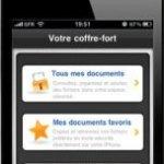 Cas client : Le coffre-fort de l'assureur MMA sous iPhone