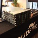 Cluster SSD et dédup chez SolidFire