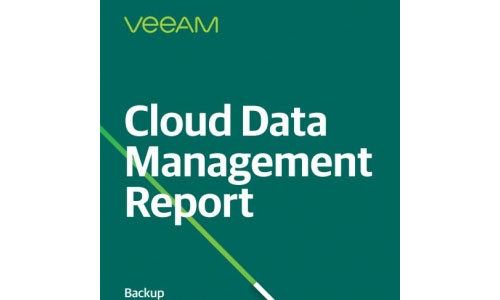Rapport � Cloud Data Management Report � : 1 575 d�cideurs IT t�moignent �