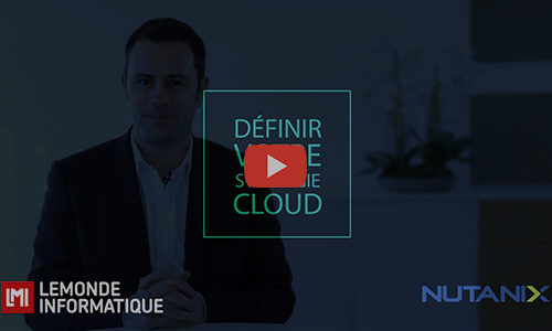 Comment d�finir votre strat�gie cloud ?